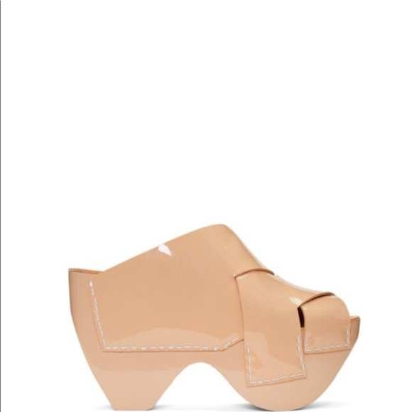 a120c694b0e5 Acne Shoes - Acne Studios Callie platform mules